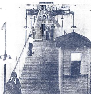 Lina Pier Boardwalk 1926